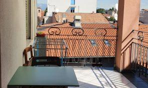 3 locali più servizi, terrazzo.